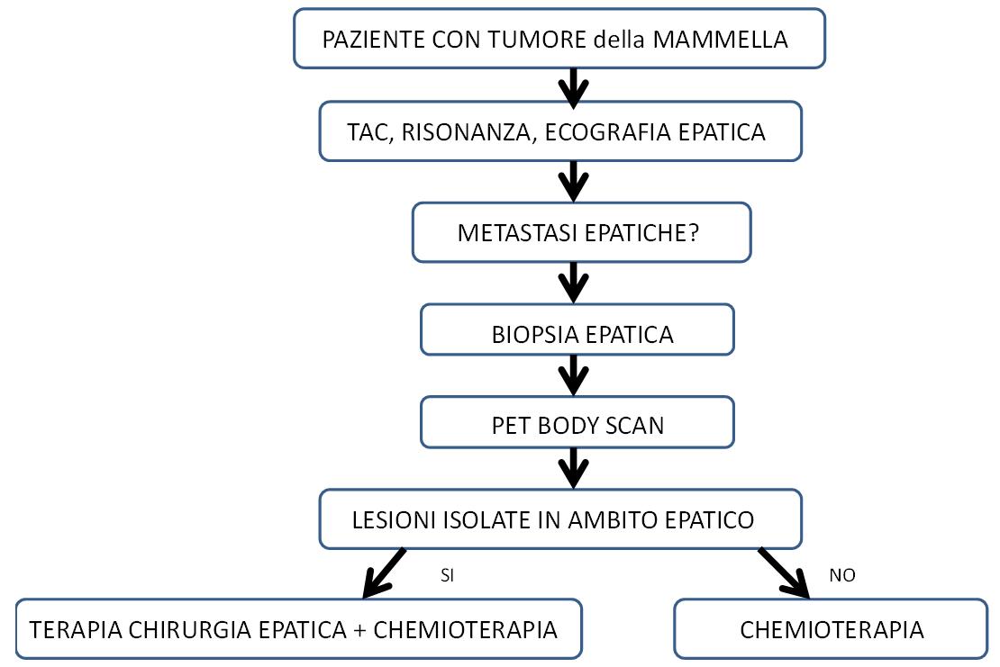 schema tumore mammario